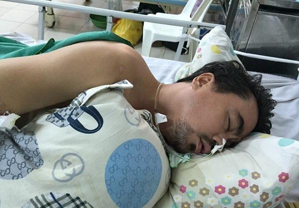 Hiện anh đang được cách litại khoa chăm sóc đặc biệt sau mổ tại bệnh viện Nhân dân 115. - Tin sao Viet - Tin tuc sao Viet - Scandal sao Viet - Tin tuc cua Sao - Tin cua Sao