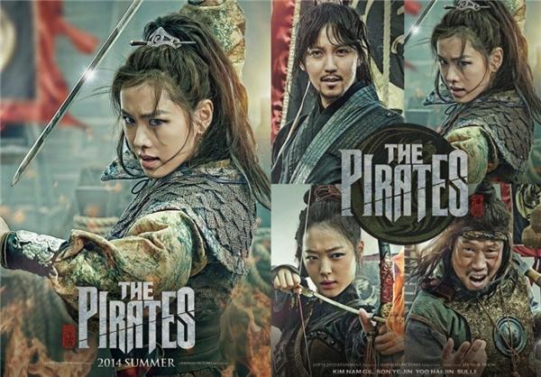 Cặp đôi được khán giả dành nhiều sự yêu mến từ phimSharksẽ sánh đôi lần nữa trong dự án phim điện ảnhPirates.