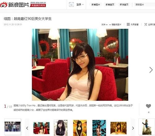 Người đẹp Việt Nam phủ sóng rộng rãi trên các phương tiện truyền thông của nước bạn. Từ Thái Lan, Trung Quốc đến Singapore,... - Tin sao Viet - Tin tuc sao Viet - Scandal sao Viet - Tin tuc cua Sao - Tin cua Sao