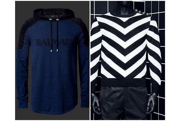 Bộ sưu tập mới của H&M và Balmain khiến tín đồ thời trang điêu đứng