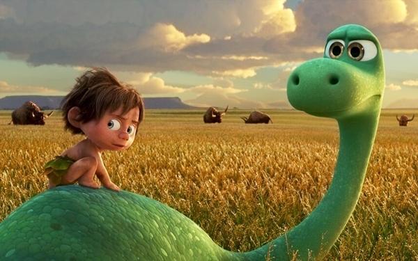 Bé Trọng Khang gây bất ngờ khi lồng tiếng phim The good dinosaur