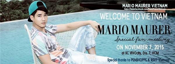 """Fan Việt """"bấn loạn"""" khi trai đẹp Mario Maurer gửi lời chào trên Instagram"""