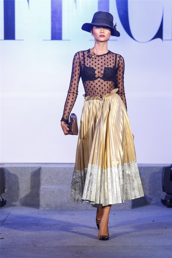 Lịch sử 100 năm thời trang qua lăng kính của NTK Công Trí