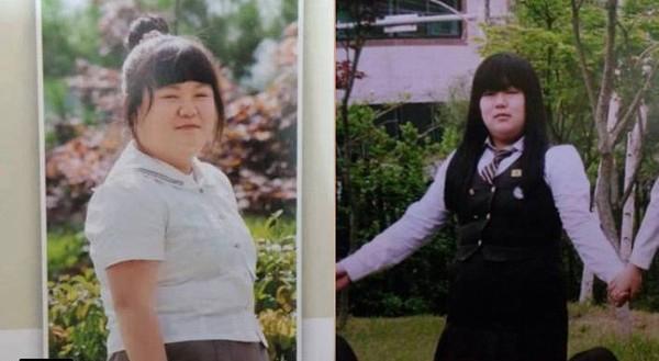 Cô gái có thân hình mũm mĩm với cân nặng 80kg và chiều cao 1m58. (Nguồn: Internet)