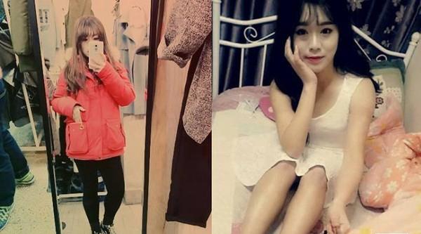 Sau khi giảm cân, cô gái đã tự tin diện những bộ trang phục đáng yêu để khoe vóc dáng khỏe khoắn. (Nguồn: Internet)