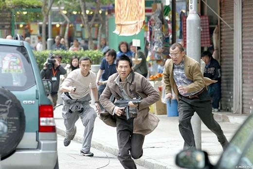 Nhậm Hiền Tề đối đầu với Trần Tuệ Lâm và Trương Gia Huy