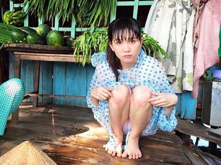 Ngọc Trinh và những hình ảnh đậm chất gái quê - Tin sao Viet - Tin tuc sao Viet - Scandal sao Viet - Tin tuc cua Sao - Tin cua Sao