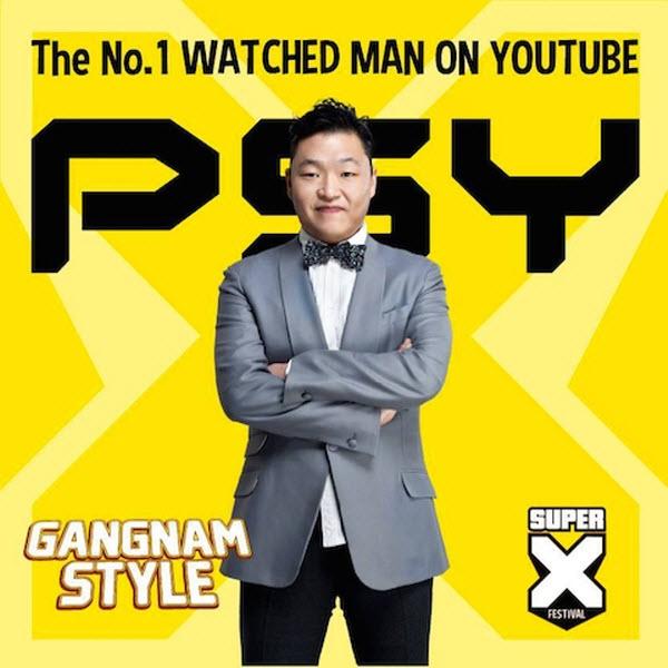 Poster Psy nhanh chóng được công bố kèm theo danh sách các ca sĩ tham dự chương trình - Tin sao Viet - Tin tuc sao Viet - Scandal sao Viet - Tin tuc cua Sao - Tin cua Sao