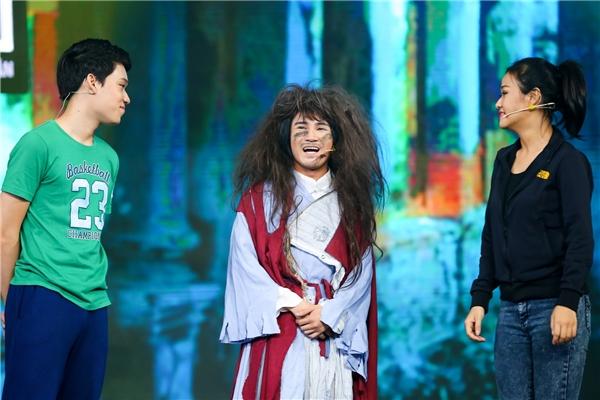 Huỳnh Lập chính thức tham gia chương trình Cười xuyên Việt 2015 phiên bản nghệ sĩ.