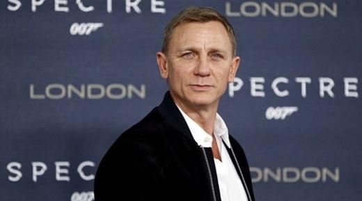 Diễn viên Daniel Craig