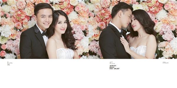 Tú Vi lộ hình xăm độc trong bộ ảnh cưới cùng Văn Anh - Tin sao Viet - Tin tuc sao Viet - Scandal sao Viet - Tin tuc cua Sao - Tin cua Sao