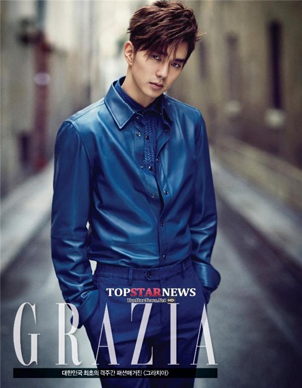 """Dù năm nay chỉ vừa bước sang tuổi 22 nhưng Yoo Seung Ho lại trông rất nam tính và ra dáng đàn ông, lịch lãm. Thêm nữa, với lí lịch đã từng nhập ngũ không có gì khó hiểu khi anh môt trong những mĩ nam """"vạn người mê"""" của làng giải trí xứ Hàn."""