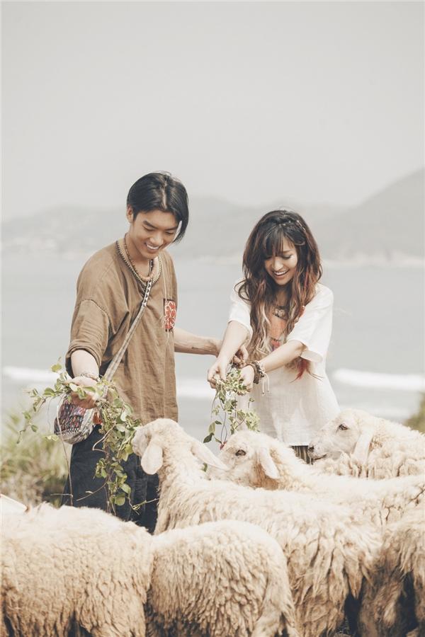 Bích Phương và Brian Trần đã có một mối tình siêu đáng yêu trong MV. - Tin sao Viet - Tin tuc sao Viet - Scandal sao Viet - Tin tuc cua Sao - Tin cua Sao