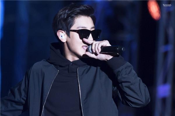 Hụt hơi, Chanyeol bị chê đọc rap như hét