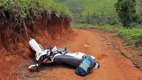 Đã có nhiều vụ tai nạn thương tâm khi đi phượt. Ảnh: Internet