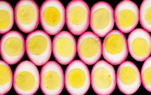 Những quảtrứng, có lẽ bạn đã từng cắt... (Ảnh: Internet)