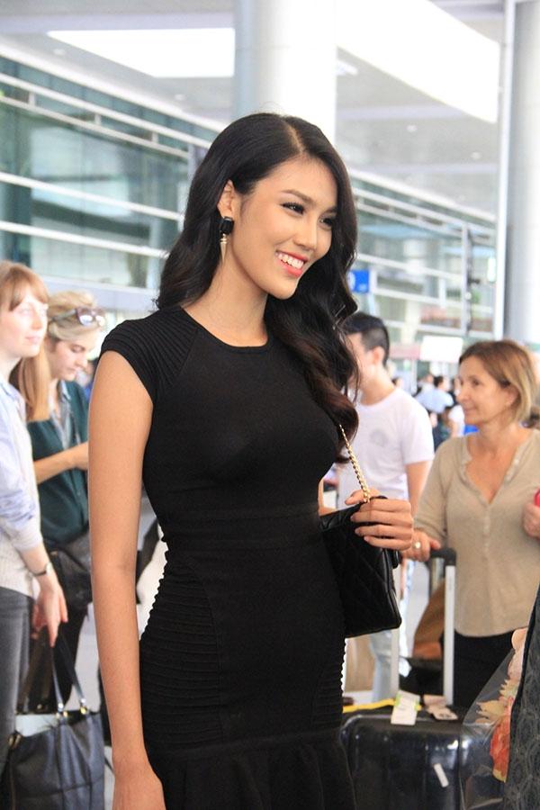 Lan Khuê giản dị đi đón nhà thiết kế lừng danh Alexis Mabille - Tin sao Viet - Tin tuc sao Viet - Scandal sao Viet - Tin tuc cua Sao - Tin cua Sao