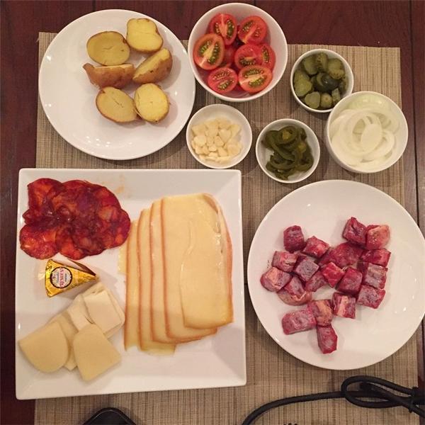 Tăng Thanh Hà chia sẻ hình ảnh bữa ăn sau khi sinh được chồng chuẩn bị chu đáo. - Tin sao Viet - Tin tuc sao Viet - Scandal sao Viet - Tin tuc cua Sao - Tin cua Sao