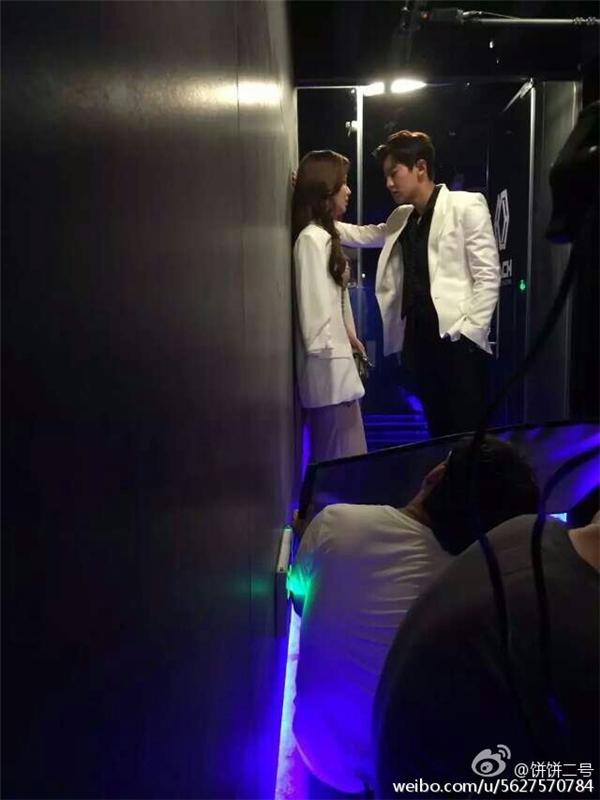 Phát sốt khi Chanyeol định cưỡng hôn đàn chị Seohyun
