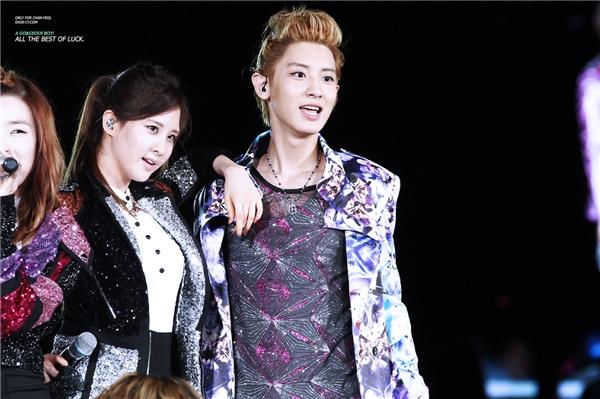 Cả hai trước đó đã từng hợp tác trong sân khấu của Taetiseo