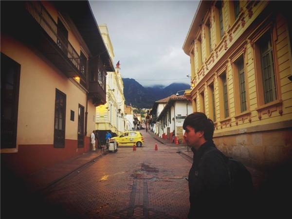 Một số hình ảnh Hồ Quang Hiếu tại Colombia. - Tin sao Viet - Tin tuc sao Viet - Scandal sao Viet - Tin tuc cua Sao - Tin cua Sao