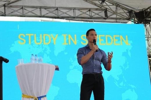 Kim Lý phấn khích khi được trở về Thụy Điển - Tin sao Viet - Tin tuc sao Viet - Scandal sao Viet - Tin tuc cua Sao - Tin cua Sao