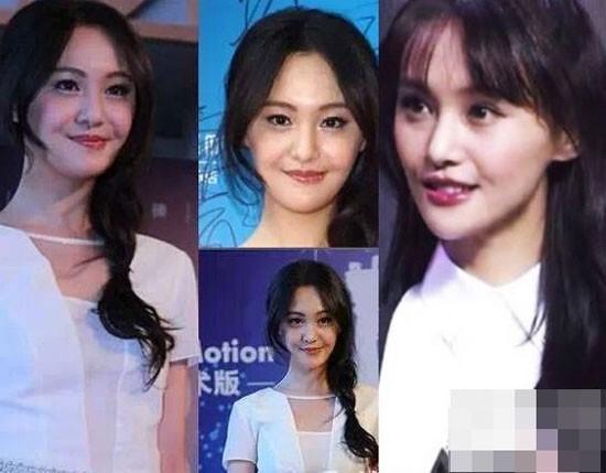 Nữ diễn viên Trịnh Sảng.