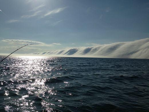 """Choáng ngợp trước hiện tượng """"núi sương mù"""" có một không hai"""