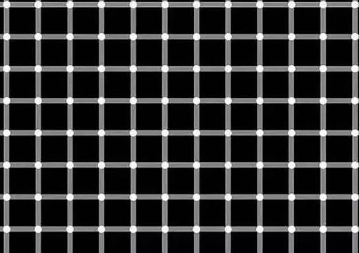 """Bức ảnh chấm đen, trắng """"kinh điển"""". (Ảnh: Internet)"""