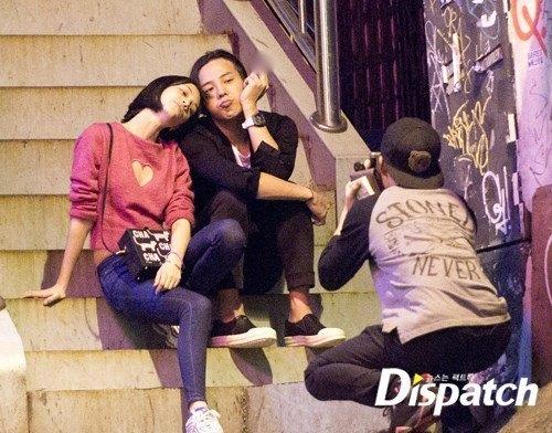 Vừa chia tay G-Dragon, Kiko đã sớm cặp kè tình mới