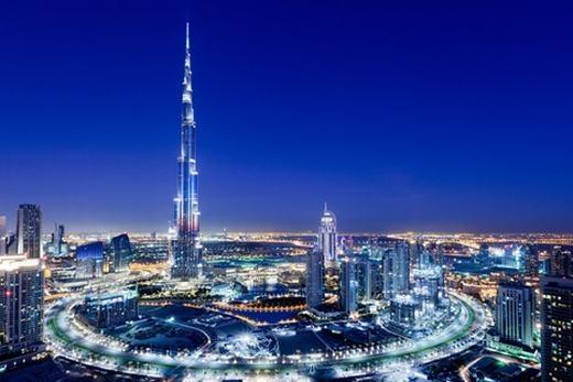 Và cả tòa nhà cao nhất thế giới. (Ảnh: Internet)