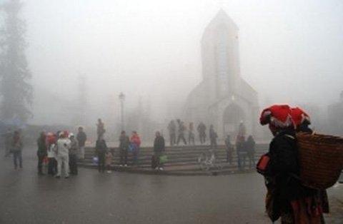 Không khí lạnh ảnh hưởng khiến Bắc Bộ từ chiều và đêm nay có mưa, vùng núi trời lạnh. (Ảnh minh họa)