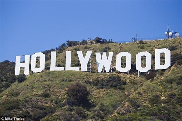 Hollywood đã thực sự bị chấn động với tin tức này.