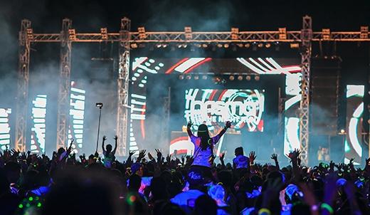 Vẫn là đêm nhạc hoành tráng ở cuối đường chạy, Prisma Run năm nay sẽ còn sôi động hơn với sự góp mặt của nhiều tài năng âm nhạc đến từ khắp nơi trên thế giới.