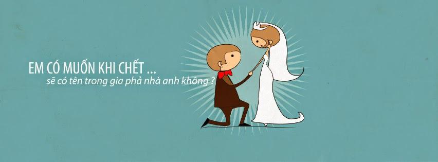 Có ai dám cầu hôn bằng câu nói này không ta? (Ảnh: Internet)