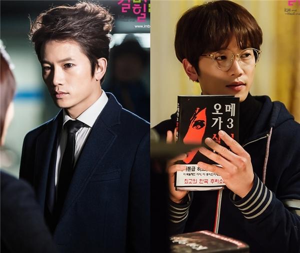Ji Sung và Hwang Jung Eum tranh giải thưởng danh giá cuối năm