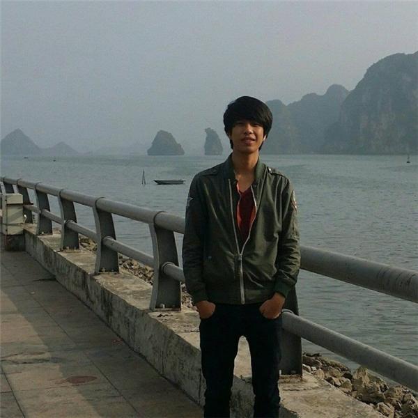 Anh chàng Phạm Quỳnh thích giúp đỡ người khác và may mắn nhận được trái ngọt. (Ảnh: FBNV)
