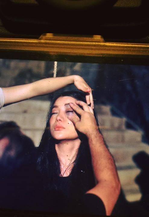 Vì để có những cảnh quay đẹp, nữ diễn viên đã bị thương ngay trên phim trường. - Tin sao Viet - Tin tuc sao Viet - Scandal sao Viet - Tin tuc cua Sao - Tin cua Sao
