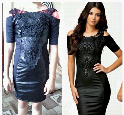 Chiếc đầm đẹp đấy chứ? (Ảnh: Internet)