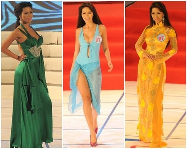 Sau khi tham gia Hoa hậu Phụ nữ Việt Nam qua ảnh 2005 và dừng chân ở top 10, Hà Anh tiếp tục thử sức tại Hoa hậu Trái đất 2006 với ngôi vị á hậu 1 Hoa hậu Tài năng. - Tin sao Viet - Tin tuc sao Viet - Scandal sao Viet - Tin tuc cua Sao - Tin cua Sao