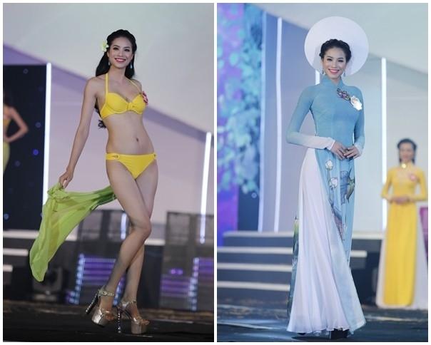 Không hài lòng dừng bước tại đó, nữ người mẫu kiên trì tìm kiếm cơ hội khẳng định bản thân ở Hoa hậu Hoàn vũ Việt Nam 2015 và vinh quang ngồi lên ngôi vị cao nhất tại đây. Cô trở thành ứng cử viên sáng giá, được cho là phù hợp các tiêu chí của cuộc thi tìm kiếm đại diện Việt ra đấu trường nhan sắc thế giới. - Tin sao Viet - Tin tuc sao Viet - Scandal sao Viet - Tin tuc cua Sao - Tin cua Sao