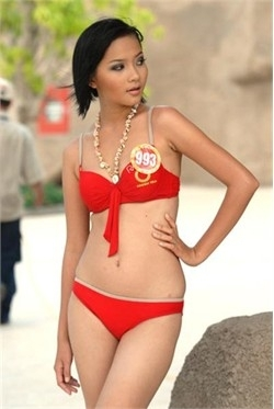 Sinh năm 1987, Phan Như Thảo có một chiều cao lí tưởng cùng một thân hình chuẩn đại diện cho nhan sắc Việt. - Tin sao Viet - Tin tuc sao Viet - Scandal sao Viet - Tin tuc cua Sao - Tin cua Sao