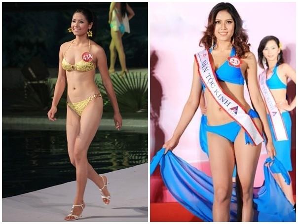 Nguyễn Thị Loan sinh năm 1990. Cô đã đoạt danh hiệu Người đẹp biển và lọt vào Top 5 của cuộc thi Hoa hậu Việt Nam 2010. - Tin sao Viet - Tin tuc sao Viet - Scandal sao Viet - Tin tuc cua Sao - Tin cua Sao