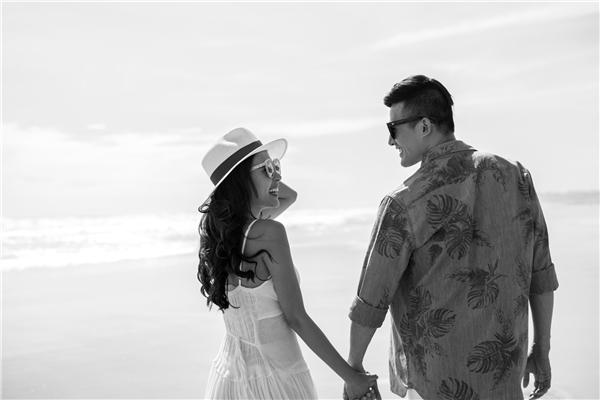 Được biết bộ ảnh cưới này được cặp đôi thực hiện tại Đà Nẵng cách đây không lâu. - Tin sao Viet - Tin tuc sao Viet - Scandal sao Viet - Tin tuc cua Sao - Tin cua Sao
