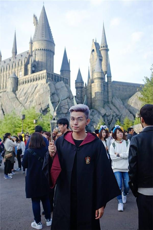 Jun (365) sướng rơn khi được người Nhật gọi là Harry Potter - Tin sao Viet - Tin tuc sao Viet - Scandal sao Viet - Tin tuc cua Sao - Tin cua Sao