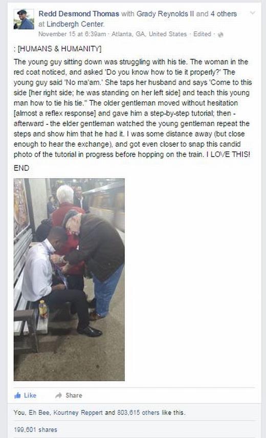 Hình ảnh đã nhận được rất nhiều sự chú ý từ cộng đồng mạng. (Ảnh: FB)