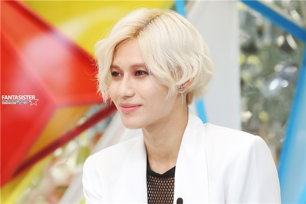 Rũ bỏ hình tượng chàng trai kẹo ngọt từ những ngày đầu ra mắt, Taemin (SHINee) giờ đây theo đuổi phong cách cực nam tính, đầy cuốn hút.