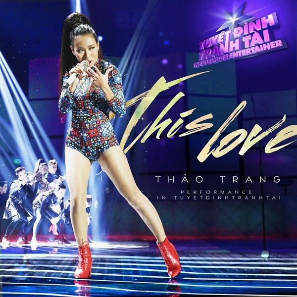 Cô là một trong những thí sinh nổi bật nhất cuộc thi Tuyệt đỉnh tranh tài 2015. - Tin sao Viet - Tin tuc sao Viet - Scandal sao Viet - Tin tuc cua Sao - Tin cua Sao