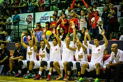 Saigon Heat tự tin bước vào mùa giải mới với cam kết đem đến nhiều cơ hội phát triển cầu thủ nội thông qua giải đấu ABL 2015-2016.