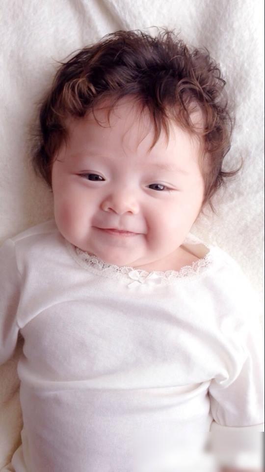 Cadie sinh vào cuối tháng 7/2014 vàsở hữu một lượng người hâm mộ khổng lồ. - Tin sao Viet - Tin tuc sao Viet - Scandal sao Viet - Tin tuc cua Sao - Tin cua Sao